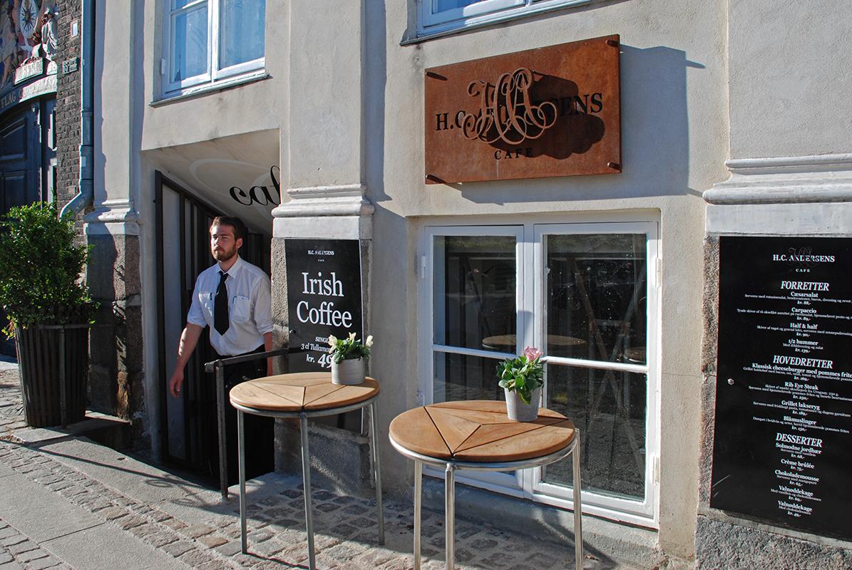 H.C. Andersens Café